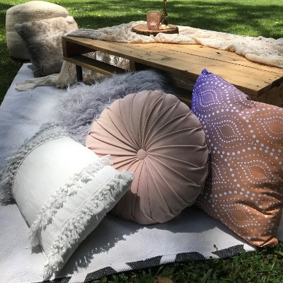 Cushion Hire