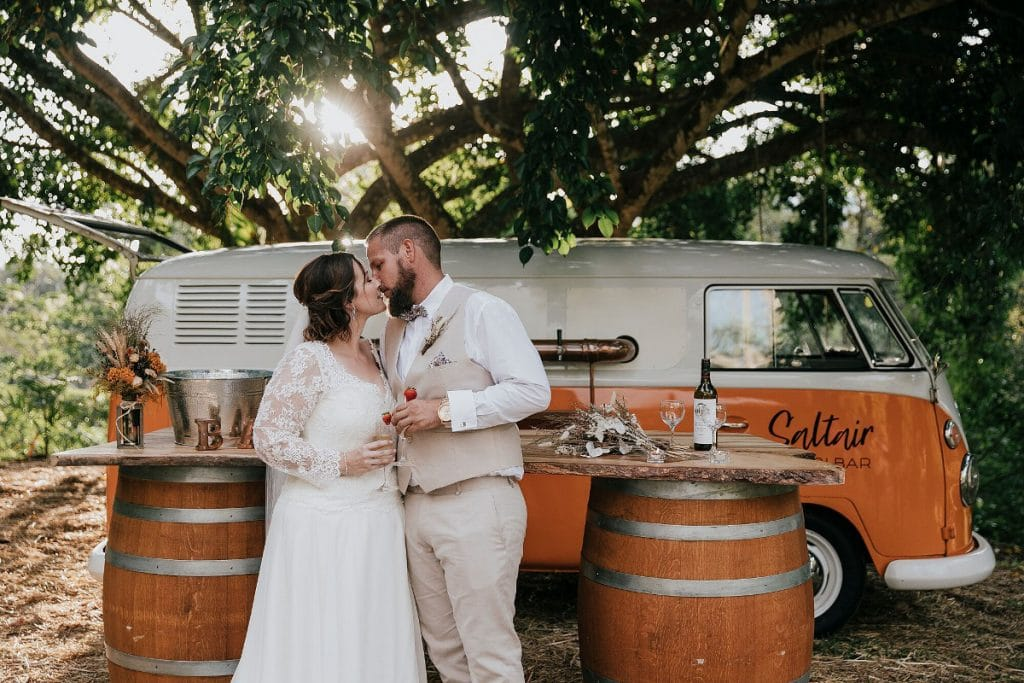 Sunshine Coast Hinterland wedding venue