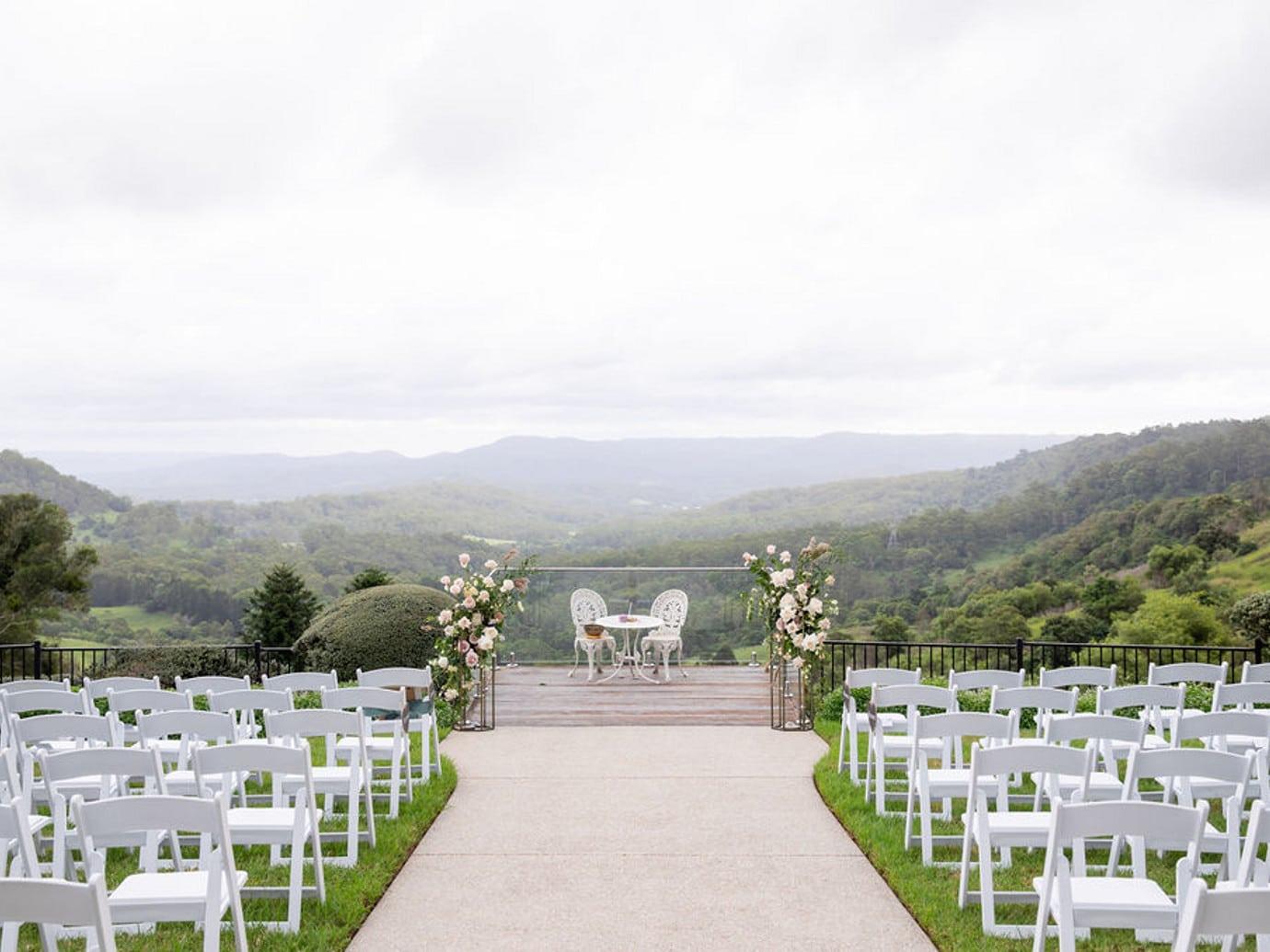 Stylish Wedding Hire