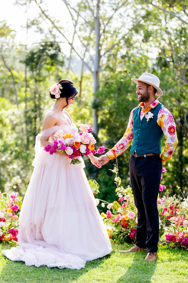 Floral Wedding Packages